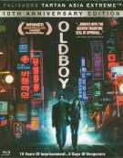 Oldboy: 10th Anniversary Edition Blu-ray