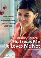 He Loves Me... He Loves Me Not (A La Folie... Pas Du Tout) Movie