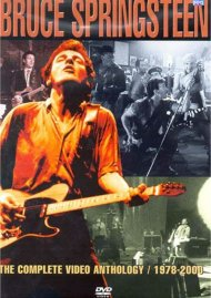 Bruce Springsteen: The Complete Video Anthology 1978-2000 Movie