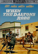 When The Daltons Rode Movie