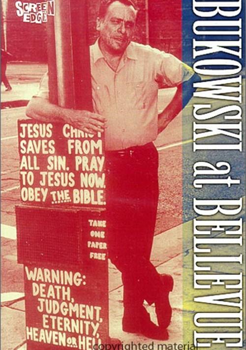 Charles Bukowski: Bukowski At Bellevue Movie