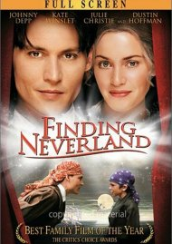 Finding Neverland (Fullscreen) Movie