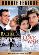Bachelor, The / In Love And War (Double Feature) Movie