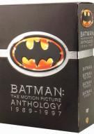 Batman: The Motion Picture Anthology 1989-1997 Movie