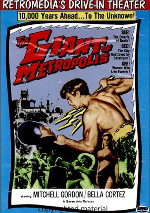 Giant Of Metropolis, The Movie