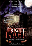 Fright Pack: 3 DVD Set Movie