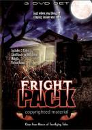 Fright Pack: 3 DVD Set Movie