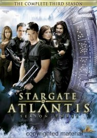 Stargate Atlantis: Complete 3rd Season Movie