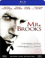 Mr. Brooks Blu-ray