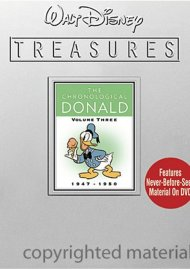 Chronological Donald, Volume Three: Walt Disney Treasures Limited Edition Tin Movie