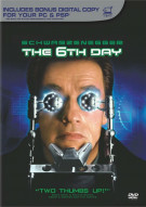 6th Day, The (with Digital Copy) Movie