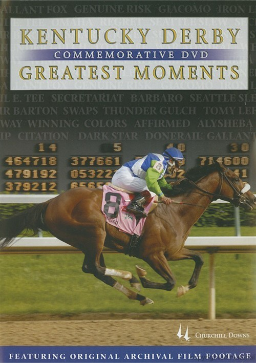 Kentucky Derby Greatest Moments Movie