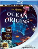 IMAX: Ocean Origins Blu-ray