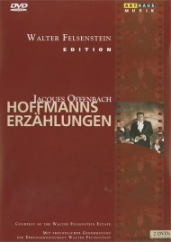 Walter Felsenstein Edition: Jacques Offenbach - Hoffmanns Erzahlungen Movie