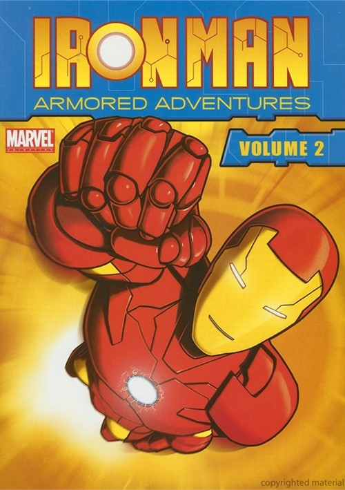 Iron Man: Armored Adventures - Volume 2 Movie