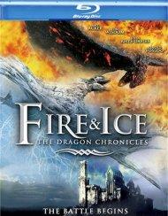 Fire & Ice: The Dragon Chronicles Blu-ray
