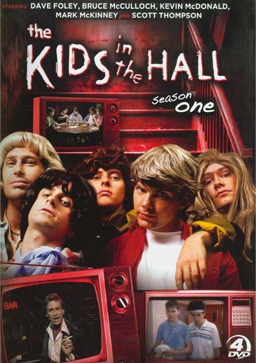 Kids in the Hall DVD Cover
