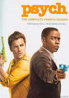Psych: The Complete Fourth Season (Slim Pack) Movie