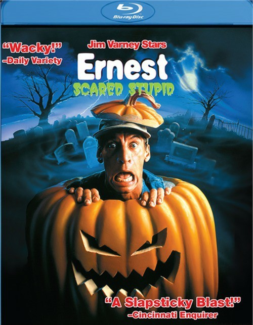 Ernest Scared Stupid Blu-ray