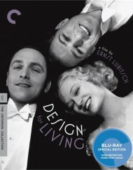 Design For Living: The Criterion Collection Blu-ray