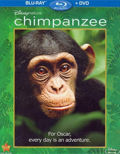 Disneynature: Chimpanzee (Blu-ray + DVD Combo) Blu-ray
