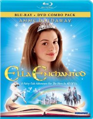 Ella Enchanted (Blu-ray + DVD Combo) Blu-ray