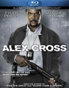 Alex Cross (Blu-ray + Digital Copy + UltraViolet) Blu-ray