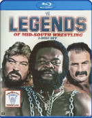 WWE: Legends Of Mid-South Wrestling Blu-ray