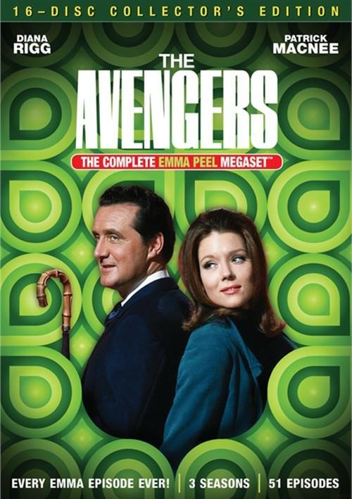 Avengers, The: The Complete Emma Peel Megaset Movie