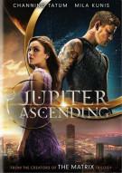 Jupiter Ascending (DVD + UltraViolet) Movie