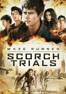 Maze Runner: The Scorch Trials Movie