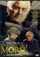 Inspector Morse: Last Seen Wearing Movie