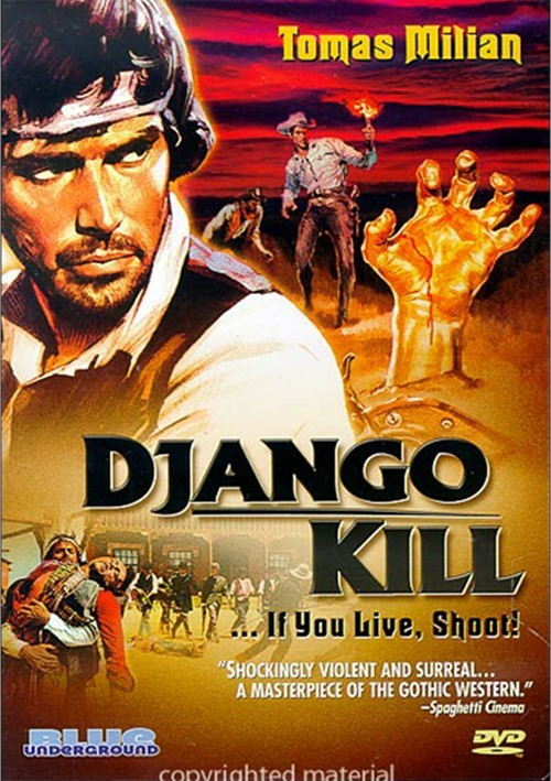 Django Kill Movie