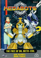 Medabots #6: The Face Of Dr. Meta-Evil Movie