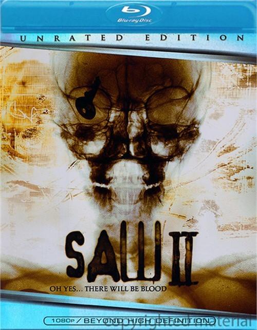 Saw II Blu-ray
