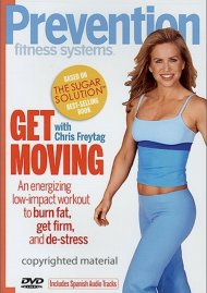 Prevention Fitness Systems: Get Moving With Chris Freytag Movie