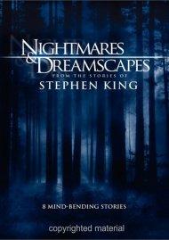 Nightmares & Dreamscapes Collection Movie