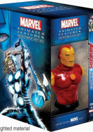 Marvel Animated Features Gift Set Movie
