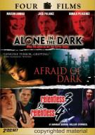 Alone In The Dark / Afraid Of The Dark / Relentless 3 / Relentless 4 (Four Films) Movie