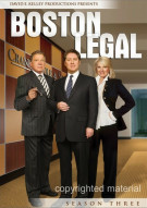 Boston Legal: Season Three Movie