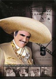 Vicente Fernandez: Edicion Especial No. 6 (4 Pack) Movie