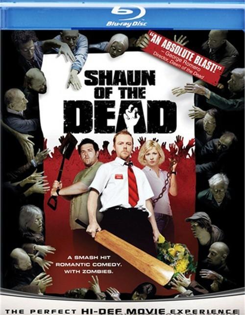 Shaun Of The Dead Blu-ray