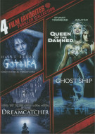 4 Film Favorites: Thriller Collection Movie