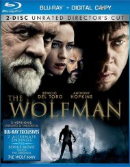 Wolfman, The: Unrated Directors Cut Blu-ray