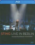 Sting: Live In Berlin Blu-ray