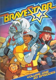 Bravestarr: Volume 1 Movie