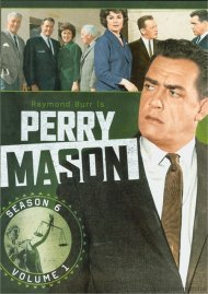 Perry Mason: Season 6 - Volume 1 Movie