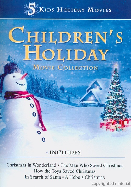 Childrens Holiday Movie Collection Movie