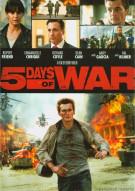 5 Days Of War Movie