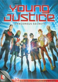 Young Justice: Season One - Part 2 - Dangerous Secrets Movie